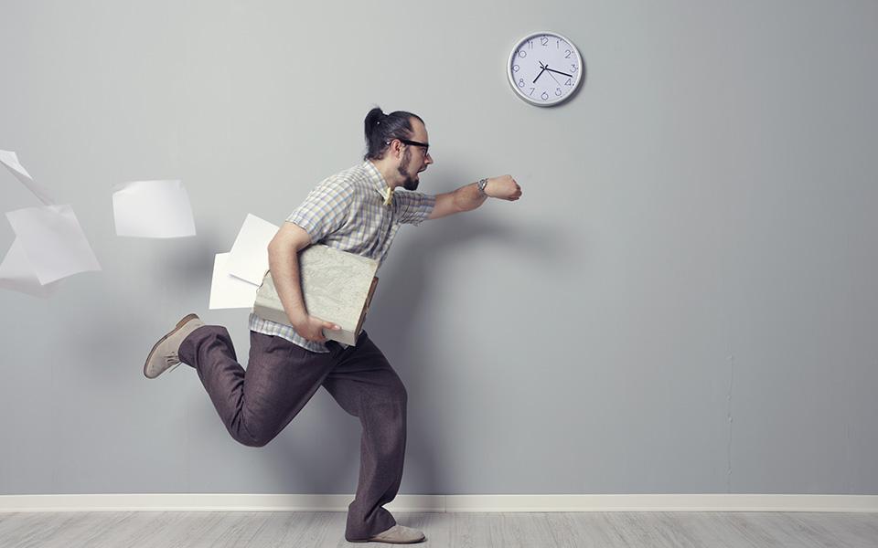 Gestion des temps planification