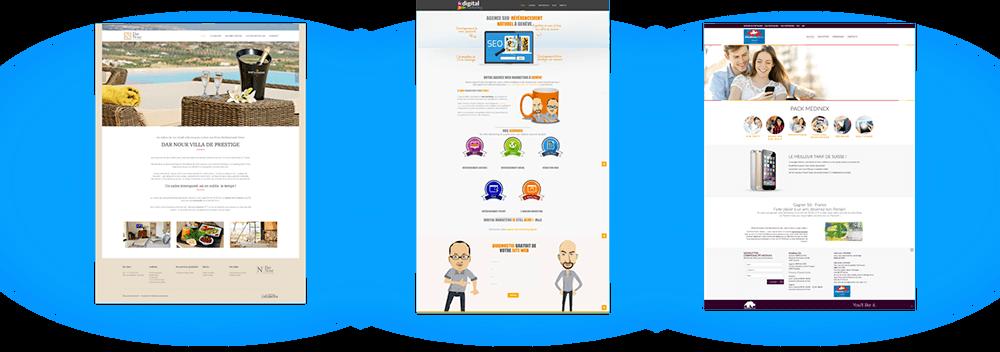 Webdesign suisse